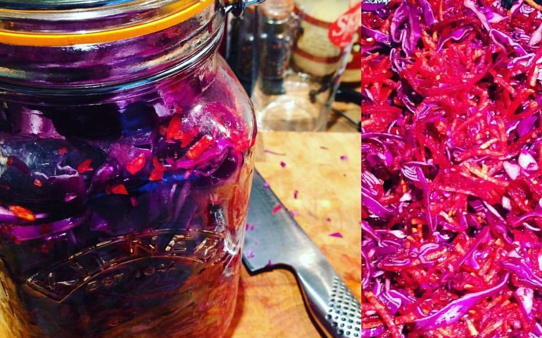 Easy-peasy make your own healthy gut bacteria ☺
