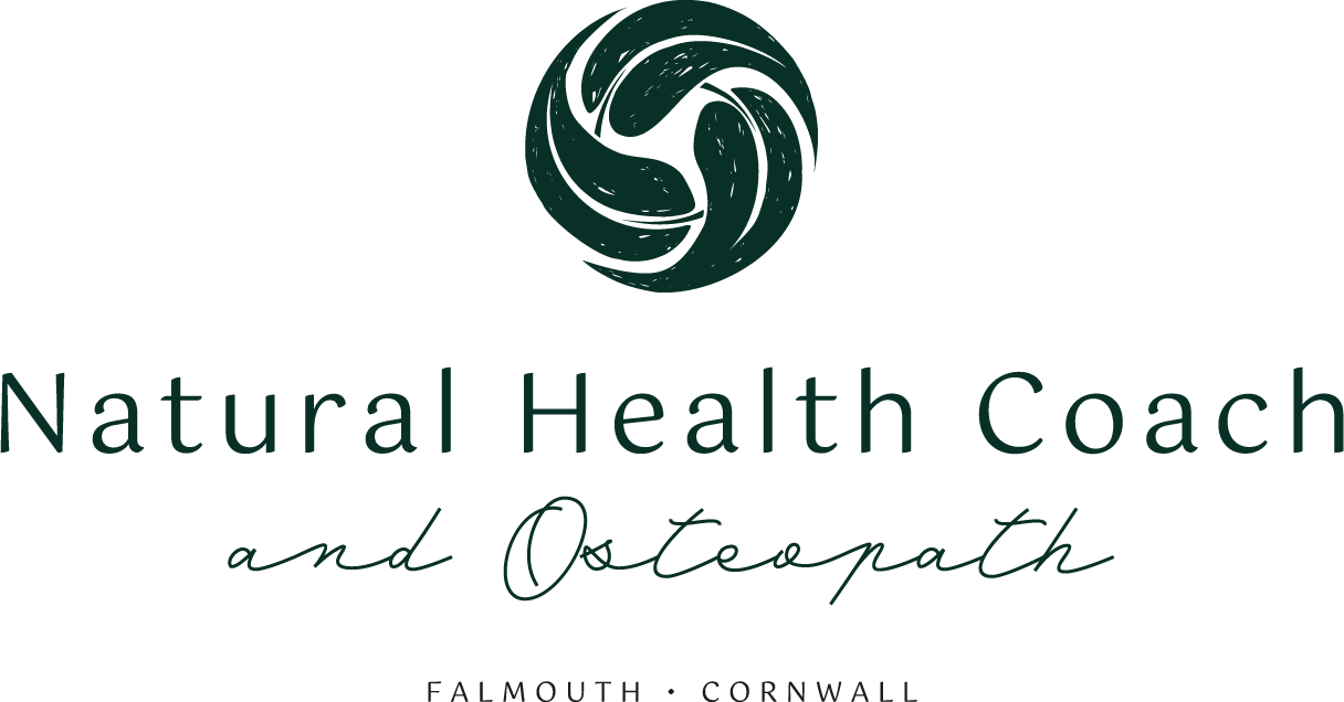 Natural Health Coach and Osteopathy Logo